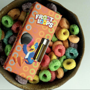 Froot Loops Cereal Carts, cereal carts cartridges, cereal carts froot loops cartridges
