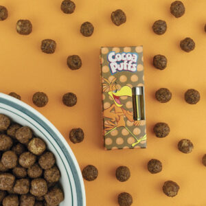 Cocoa Puffs Cereal Cart, Cereal carts for sale, Cereal Carts cocoa puff cartridges,