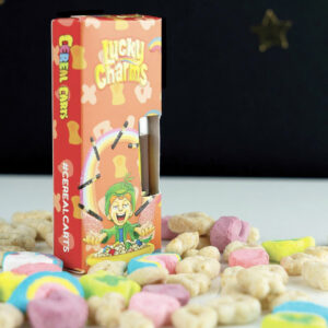 Lucky Charms Cereal Carts, cereal carts for sale, cereal carts lucky charms cereal cartridge